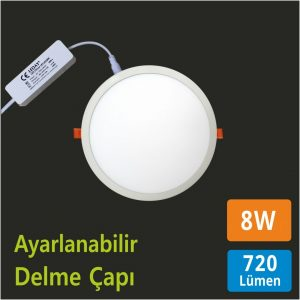 Ayarlı Led Panel