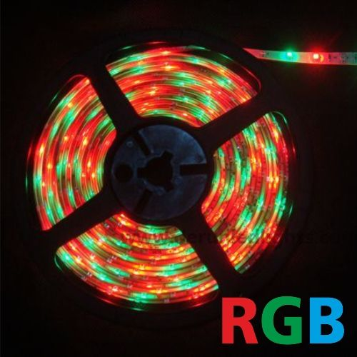 rgb şerit led