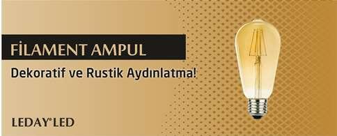 Filament Led Ampul