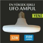 32W UFO AMPUL BEYAZ-min