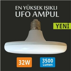 UFO LED AMPUL